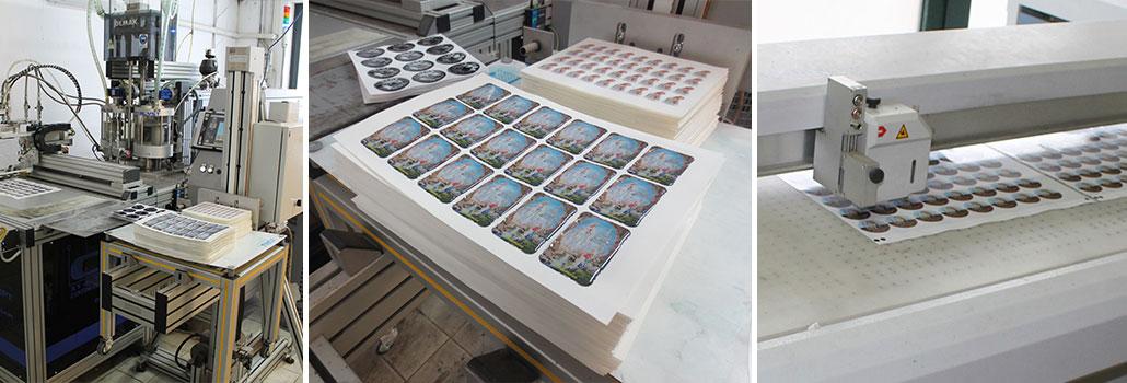 stampa digitale etichette adesive